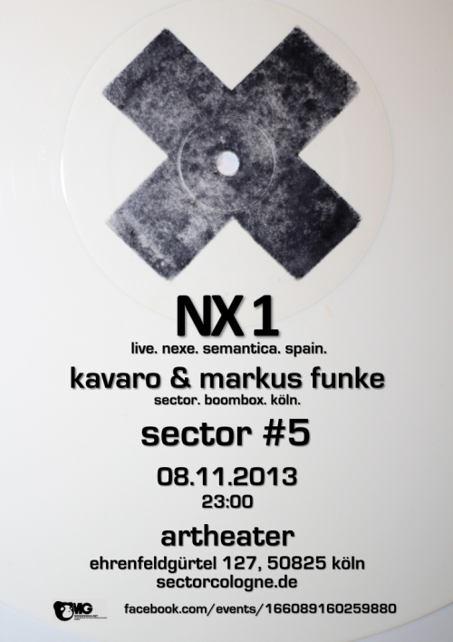 sector #5 - NX1 live